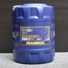 MANNOL HYDRO ISO 32 HM- 20L