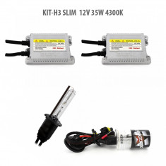 H3 SLIM 12V 35W 4300K Best CarHome