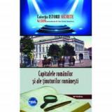 Istorii secrete volumul XXXVI. Capitalele romanilor si alte tinuturi romanesti