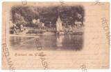 956 - CALAFAT, Dolj, Litho, Romania - old postcard - used - 1901, Circulata, Printata