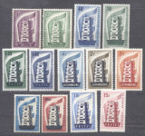 Lot 1956 Europa CEPT complete year MNH AC.801