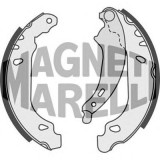 Sabot frana MAGNETI MARELLI Renault Clio 2 (Bb0/1/2, Cb0/1/2) Clio 2 Caroserie (Sb0/1/2) Symbol 2 (Lu1/2) Logan (Ls) Symbol 1 (Lb0/1/2) Logan Combi (K