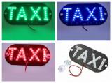Panou led inscriptia TAXI 3 culori disponibile