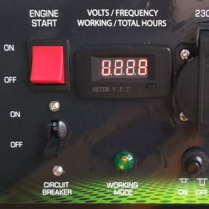 Generator curent 5.5 kW benzina, Könner & Söhnen KSB 6500CE