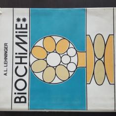BIOCHIMIE - A. L. LEHNINGER - Vol. 2