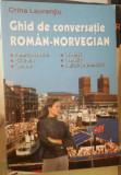 Ghid de conversatie roman-norvegian, Crina Laurentiu, editura Medicala