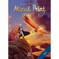Micul Print - Planeta Pasarii de Foc. Vol. II - Glenat