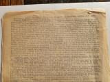 Manifest comunist apărut dupa asasinarea prim-ministrului I.G.Duca, in ian.1934