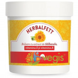 HERBALFETT Balsam cu Extract de Galbenele, Vitamina E si Vitamina A 250ml