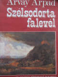 Szelsodorta falevel - Arvay Arpad