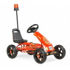 Kart cu Pedale Foxy Fire
