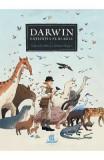 Darwin. Expeditia pe Beagle - Jeremie Royer, Fabien Grolleau