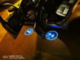 Lampi led logo portiere, holograme, dedicate BMW E60, E90, F10