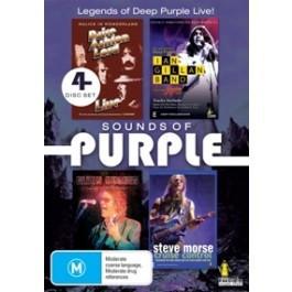 DEEP PURPLE SOUNDS OF DEEP PURPLE DVD