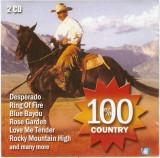 Set 2 CD Various – 100% Country, original