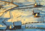 Carte postala Bucovina SV175 Paltinu - Iarna pe portativ