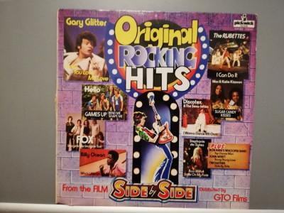 Original Rocking Hits – Selectii (1977/Picwick/England) - VINIL/NM foto