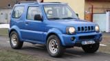Suzuki Jimny 4x4, 1.3 Benzina, an 2000, SUV