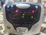 RADIO CUBE +CD PLAYER ROBERTS CR9986 DUAL ALARM TRI BAND FUNCTIONAL