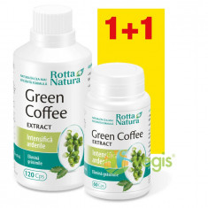 Green Coffee Extract 120cps+60cps Gratis