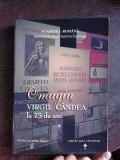 OMAGIU VIRGIL CANDEA LA 75 DE ANI - PAUL H. STAHL VOL.I