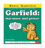 Seria Garfield #3. Garfield: mai mare, mai grozav