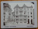 Foto pe carton , Calea Victoriei , Bucuresti