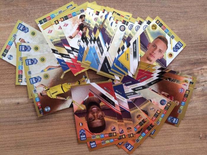 Panini FIFA 365 2019 Adrenalyn XL Set 35 carduri FANS diferite