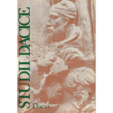 Studii dacice - Hadrian Daicoviciu