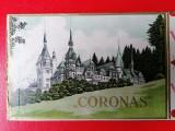 Cutie tigari tigarete Coronas Castelul Peles