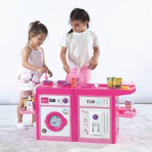 Set bucatarie 6 in 1 pentru copii - Unicorn