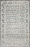 Covor Oriental & Clasic Klara, Albastru/Gri, 160x230, Safavieh