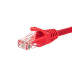 Patchcord Gembird cat.5e UTP 0.25m red