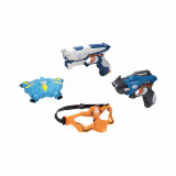 Set multiplayer cu masca si vesta Laser Tag Action One