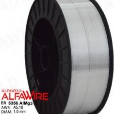 Sarma sudura AlMg5 , rola de 7 kg diametrul 1,0 mm