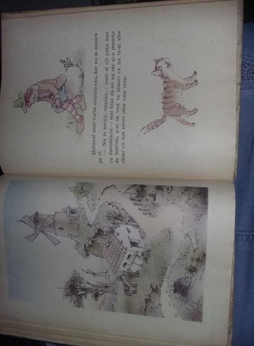 BASME FERMECATE pt.prescolari si clasele primare,ilustratii,Andersen,Fratii Grim