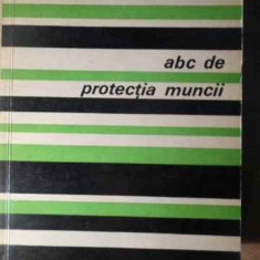 ABC DE PROTECTIA MUNCII - A. POPA