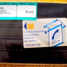 Cartela   telefonica   Franta