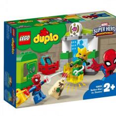 Set de constructie LEGO DUPLO Omul P?ianjen contra Electro