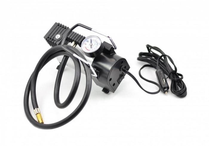 Compresor auto 12V (bricheta) - UMFLARE RAPIDA