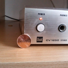 Amplificator DUAL