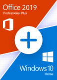 Cumpara ieftin Licenta Windows 10 HOME + OFFICE 2019 PRO PLUS + AVAST PREMIUM, Microsoft