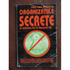 ORGANIZATIILE SECRETE SI PUTEREA LOR IN SECOLUL XX