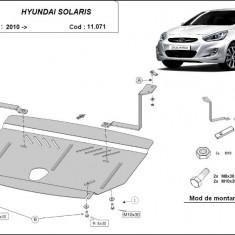 Scut motor metalic Hyundai Solaris 2010-prezent