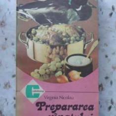 PREPARAREA VANATULUI - V. NICOLAU