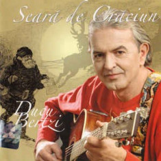 CD Ducu Bertzi - Seara De Craciun, original, holograma