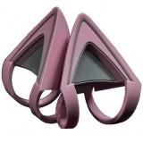 Accesoriu gaming Razer Kitty Ears pentru Razer Kraken, Roz Quartz