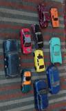 lot 10 masinute vechi din tabla de colectie