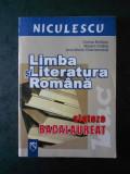 DORICA BOLTASU - LIMBA SI LITERATURA ROMANA. SINTEZE BACALAUREAT