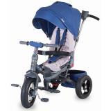 Cumpara ieftin Tricicleta multifunctionala Coccolle Corso Albastru